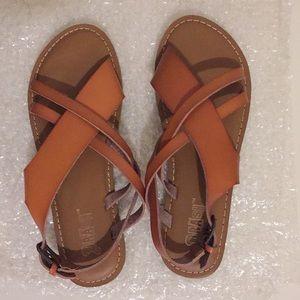 Brash•Tapsy Sandals•Size 8